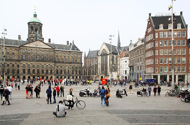 dam-ter-amszterdam