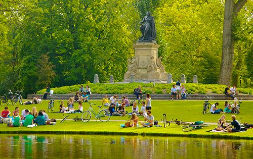 vondelpark-amszterdam