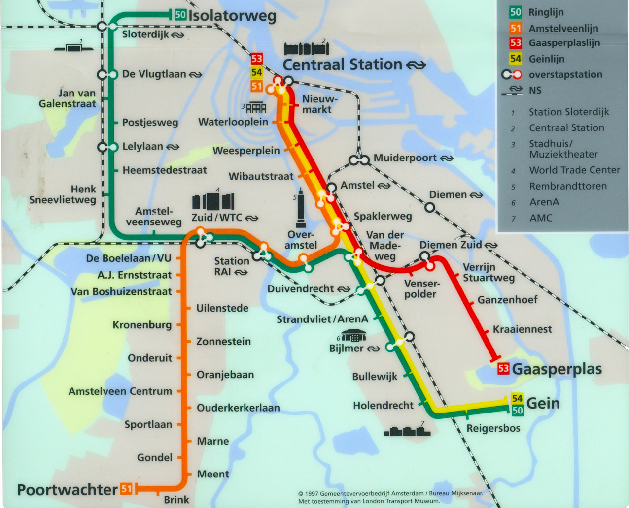 amszterdam-metroterkep