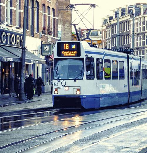 amszterdam-villamos