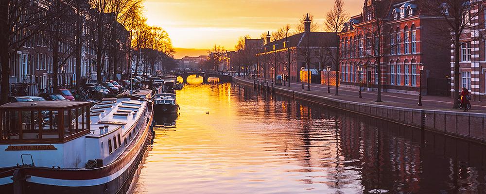 csatorna amszterdam