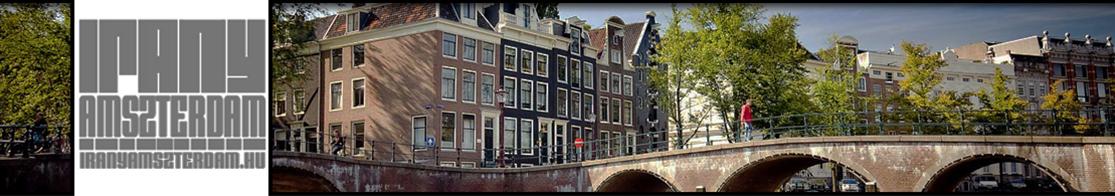 Irány Amszterdam