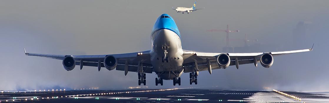 Amszterdam repülővel