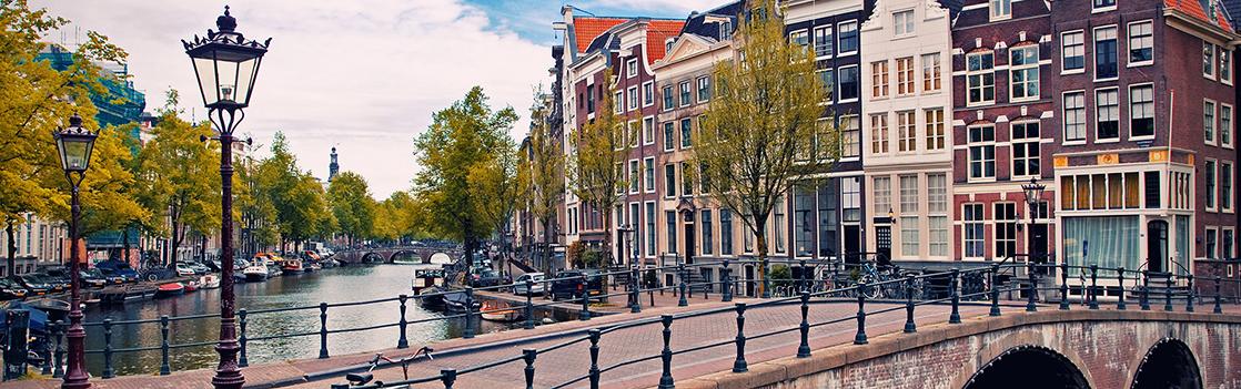 amszterdam csatornái