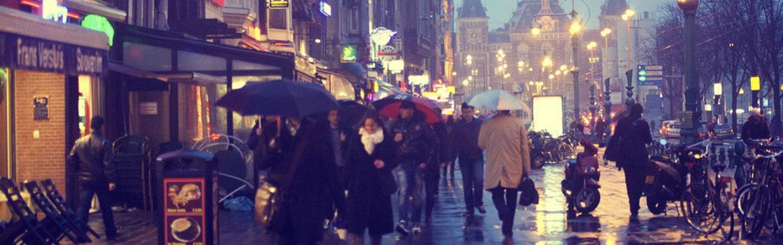 amszterdam időjárása
