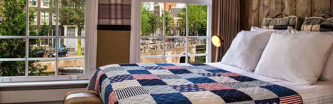 amszterdam szállás